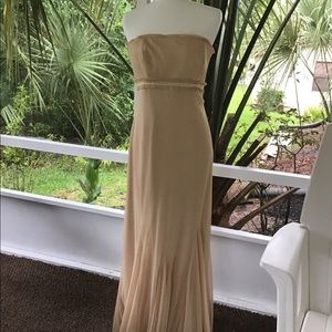 Badgley Mishka Bridesmaid Gown Size 10